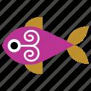 animal, creature, fish, sea