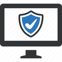 antivirus, protect, security, shield icon icon