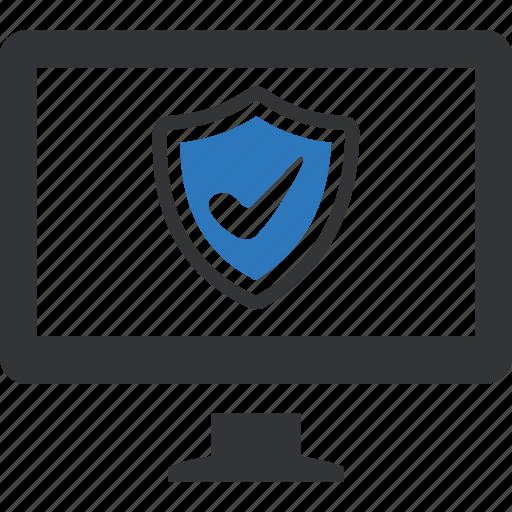 antivirus, protect, security, shield icon icon