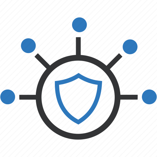 internet, marketing, media, network, protection icon