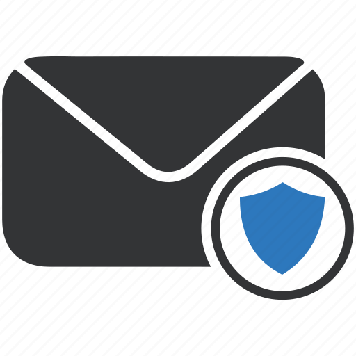 email, lock, mail, message, password, protection icon
