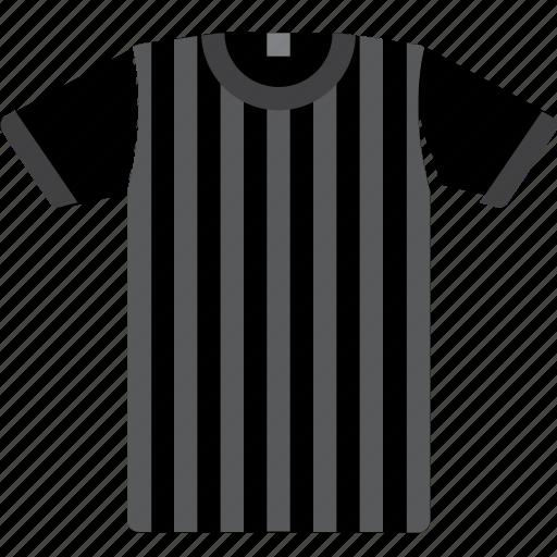 basketball, cloth, jersey, referee, sports icon