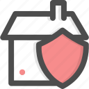 insurance, life, life insurance, protection, secure, security, shield icon