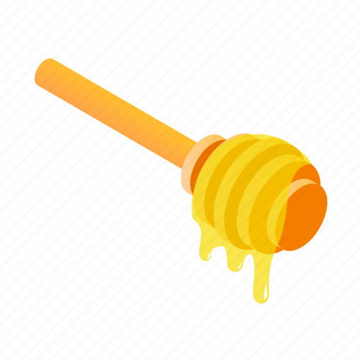 beehive, food, healthy, honey, isometric, nature, wood icon