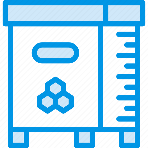 Apiary, apiculture, bee, hive icon - Download on Iconfinder