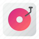 aplication, audio, music, song, sound icon