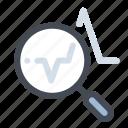 accounting, economy, analysis, business, graph, report, statistics icon