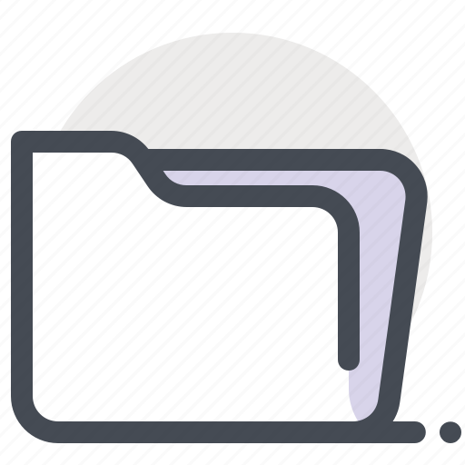 archive, business, collection, data, document, file, folder icon