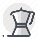 beverage, coffee, drink, hot, machine, maker, tool icon