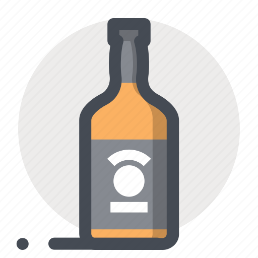 alcohol, bar, beer, bottle, drink, drinks, wine icon
