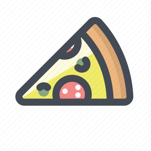 breakfast, eat, fast food, food, pizza, restaurant, testy icon