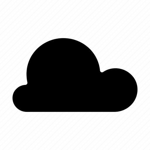 app, cloud, forecast, mobile, smartphone, storage, weather icon