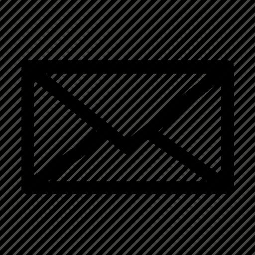 app, envelope, inbox, letter, mail, mobile, smartphone icon