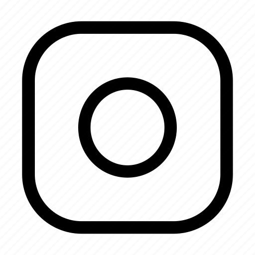 app, camera, mobile, photo, photography, sharing, smartphone icon