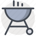barbecue, bbq, cook, cooking, food, grill, tandoor icon