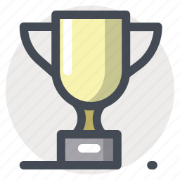 award, champion, first, trophy, victory, win, winner icon