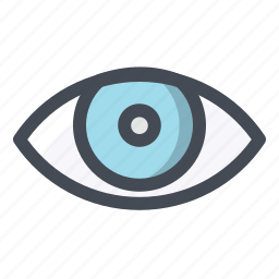 eye, optimize, see, visibility, vision, watch icon