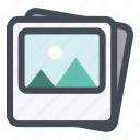 frame, gallery, image, memory, photo, picture, scrapbook icon