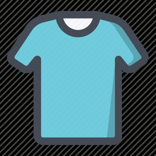 cloth, clothing, cotton, fashion, tee, tshirt, wear icon