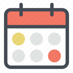 calendar, date, day, manage, month, schedule icon