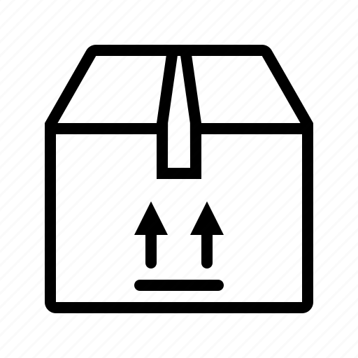 box, delivery, package, parcel, product icon