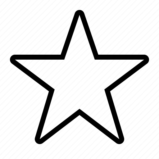 favorite, star icon