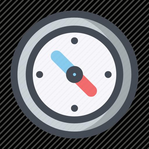 compass, direction, east, kompas, location, navigation, north icon