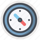 compass, direction, guide, marine life, navigation, path, search icon