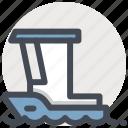 boat, fun, ocean, sea, seiling, ship, travel icon