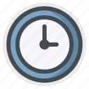 clock, deadline, ecommerce, reminder, schedule, shopping, time icon