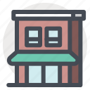 building, ecommerce, mall, retail, shopping, store icon