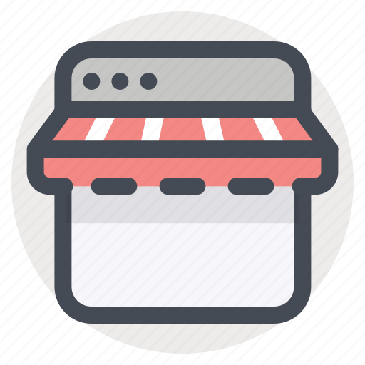 marketplace, online, retail, shop, shopping, store, website icon