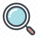 find, item, navigate, search, shop, shopping, store icon