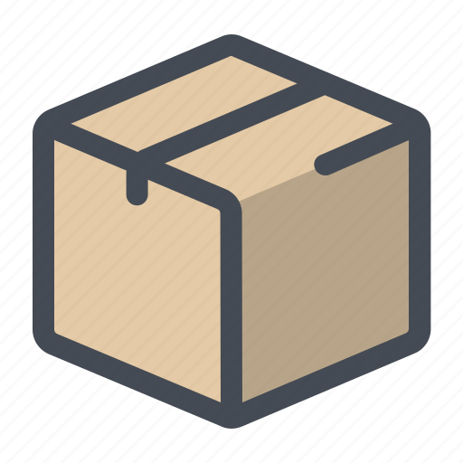 box, delivery, logistic, package, parcel, shipping, shop icon