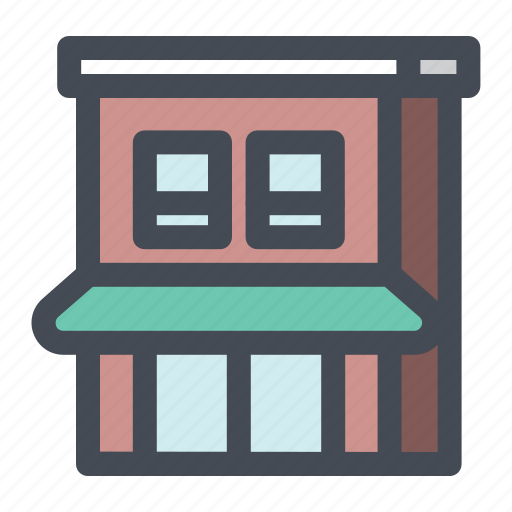 building, ecommerce, retail, shop, shopping, store icon