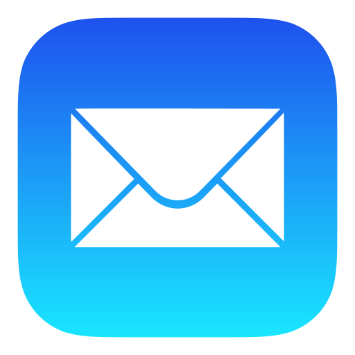 apple, email, envelope, inbox, mail, message, send icon
