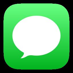 apple, bubble, communication, conversation, imessage, message, messages icon