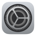 apple, configuration, control, gear, preferences, setting, settings icon