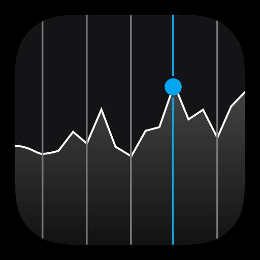 Apple, stock, finance, market, stock market icon - Free download