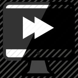 forward, imac icon