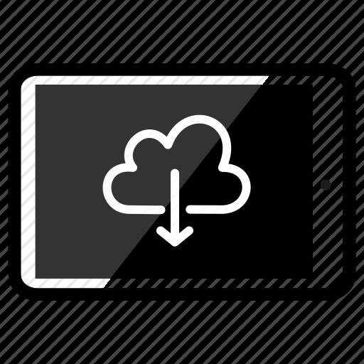 download, ipad icon