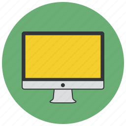 apple, computer, device, display, imac, monitor, technology icon