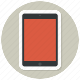 communication, computer, device, ipad, mobile, tablet, tablets icon