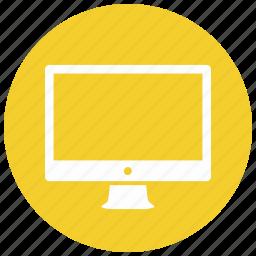 apple, computer, device, display, imac, monitor, technology icon