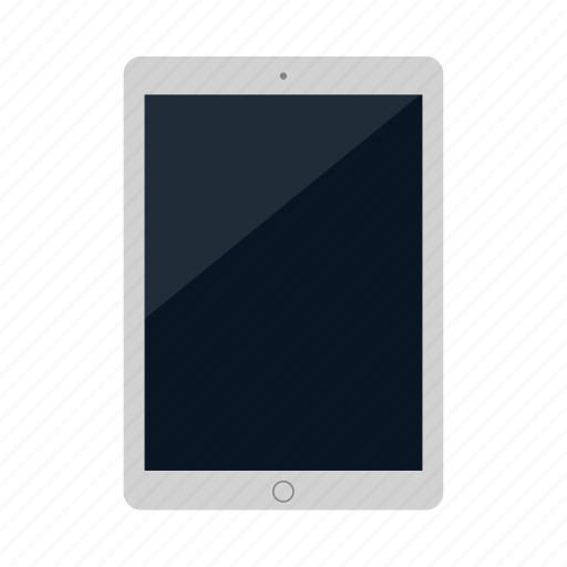 apple, device, ipad, screen, tablet icon