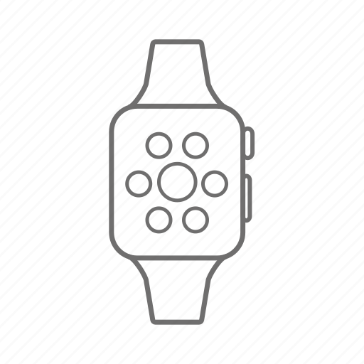 apple, apple watch, innovation, iwatch, technology, watch icon