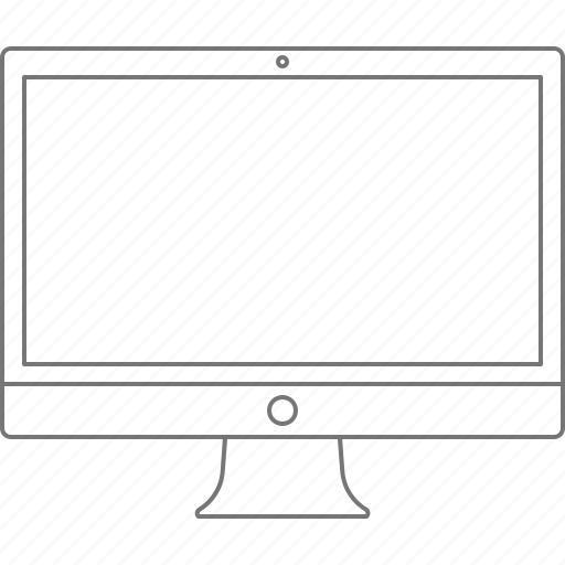apple, computer, device, display, imac, screen icon
