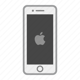 apple, iphone, mobile, phone, screen, smartphone icon