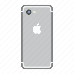 apple, iphone, mobile, phone, smartphone icon
