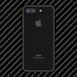 apple, iphone, mobile, phone, plus, smartphone icon